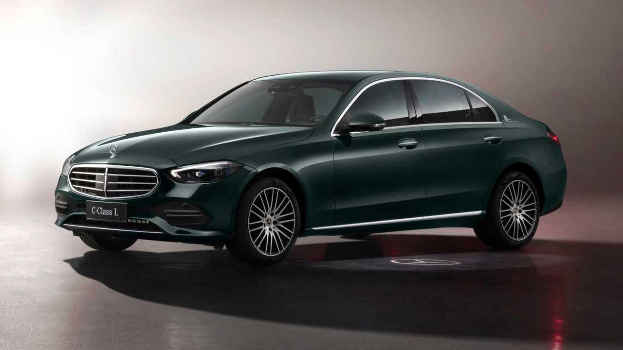 Mercedes-Benz Clase C L