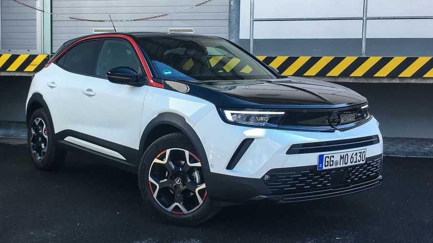 Opel Mokka GS Line (2021) mit 130-PS-Benziner im Test