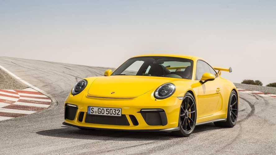 Porsche 911 GT3 2017-2021