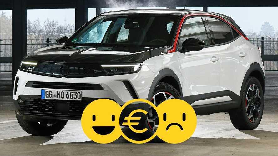 Promozione Opel Mokka benzina, perché conviene e perché no