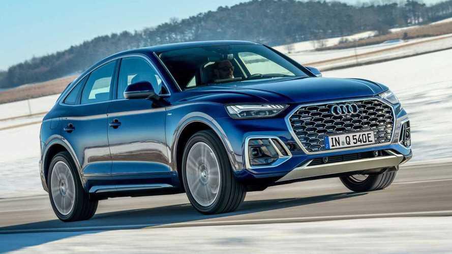 Audi Q5 Sportback gets new £53,435 plug-in hybrid variants
