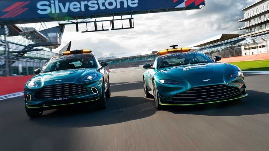Aston Martin Vantage Safety Car F1 (2021)
