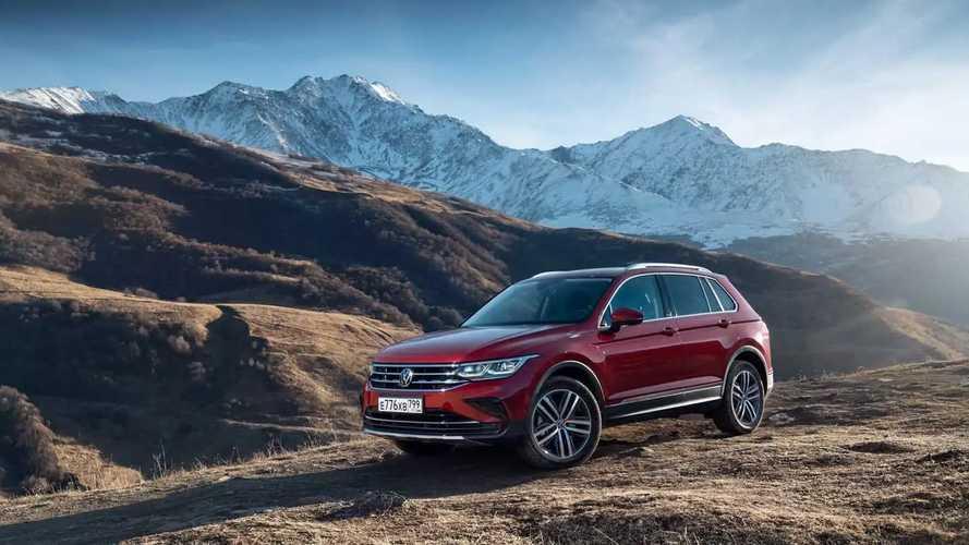 Обновленный Volkswagen Tiguan – первый российский тест-драйв