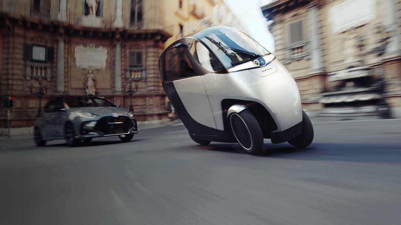 Nimbus Halo Offers The Best Of Three Worlds In A Single EV