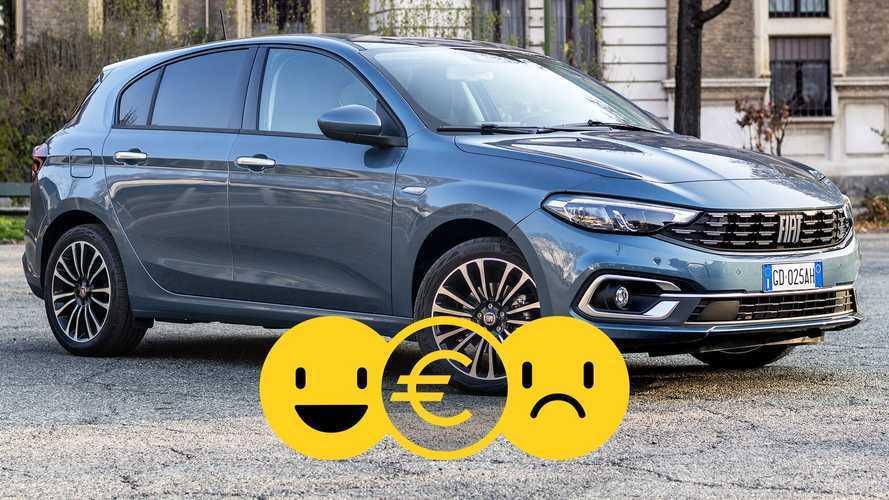 Promozione Fiat Tipo 5 porte, perché conviene e perché no