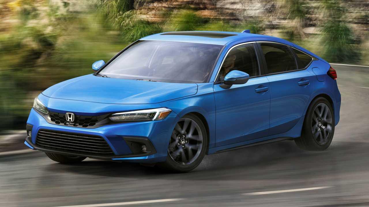 Honda Civic Hatchback 2022
