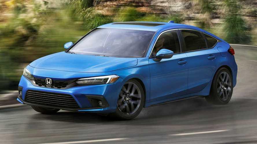 Honda Civic 2022: el nuevo compacto japonés