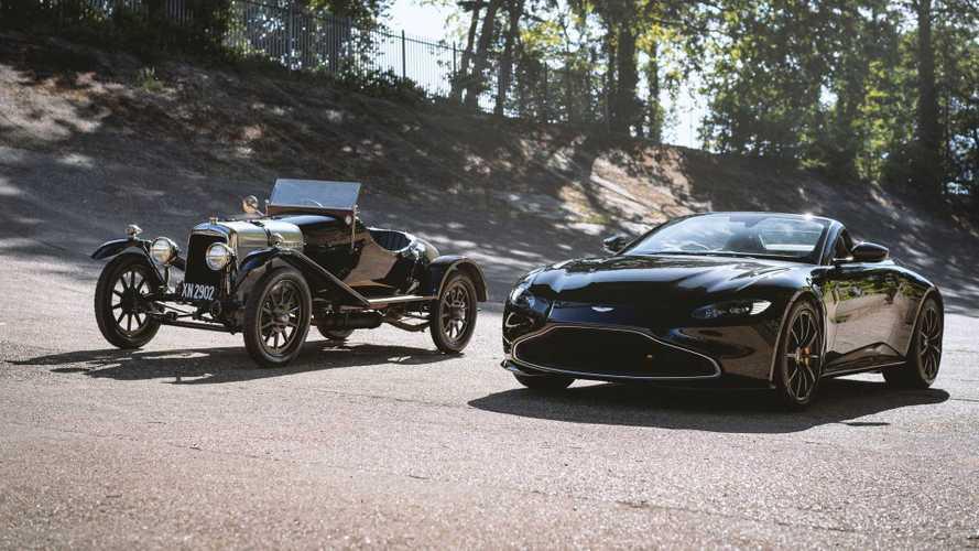 Aston Martin Vantage Roadster A3