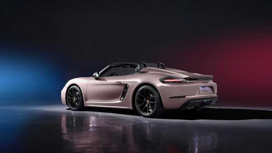 Porsche 718 Spyder 2021 (Cina)
