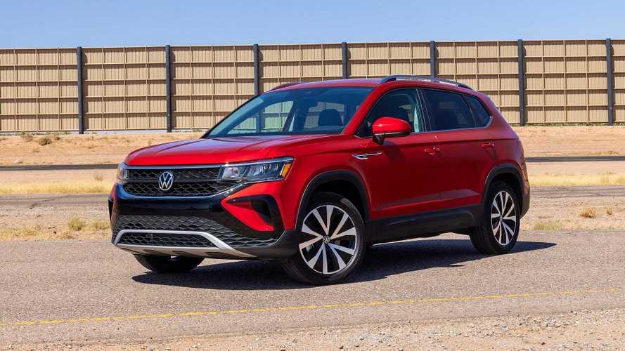 Volkswagen Taos foi o SUV mais vendido no México em junho