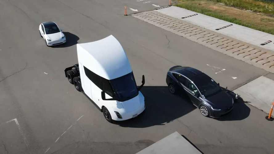Tesla Semi 4680 Battery Pack Engineering Analysis