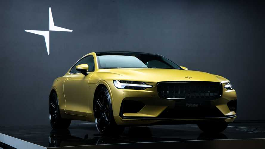 Polestar 1 Special Edition Goes For Gold