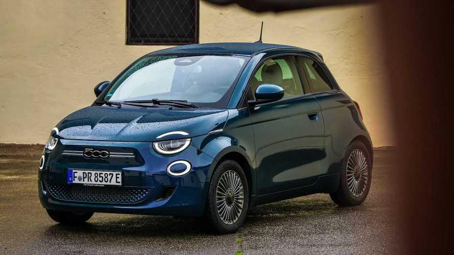 Fiat 500e (2021) im Test