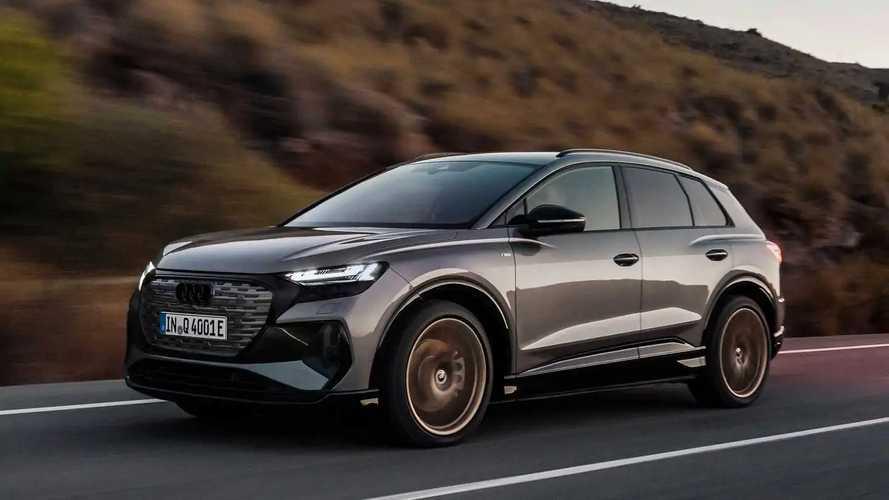 Audi Q4 e-Tron aspira se tornar o 2° modelo mais vendido da marca