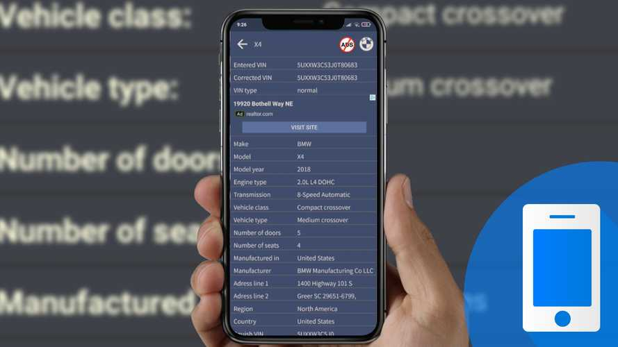 Decodificare il VIN con le app per smartphone: le migliori da usare