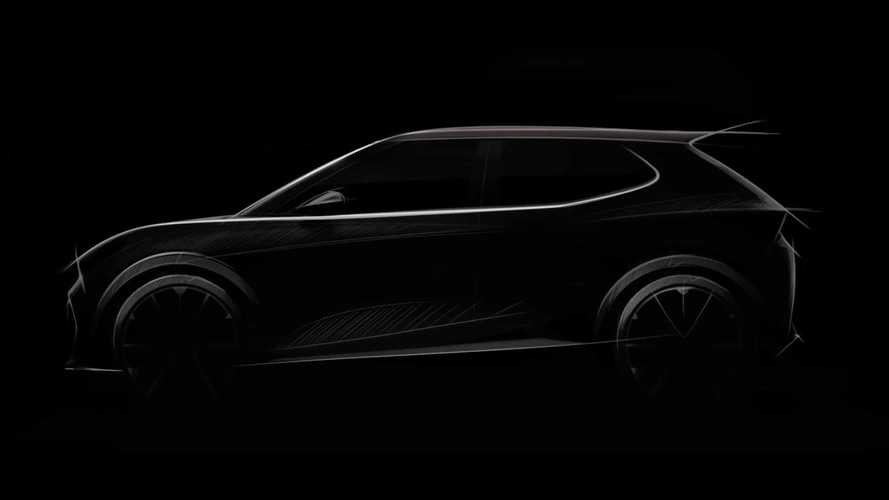 SEAT'ın Ufak Elektrikli Crossover'ı Hayali Tasarım (2025)