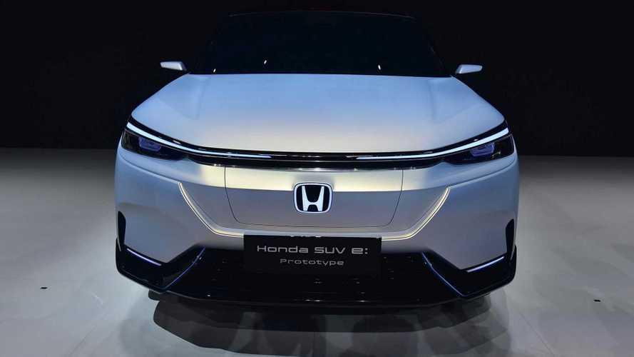 Honda anuncia que só venderá carros elétricos a partir de 2040