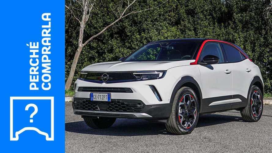 Opel Mokka (2021), perché comprarla e perché no