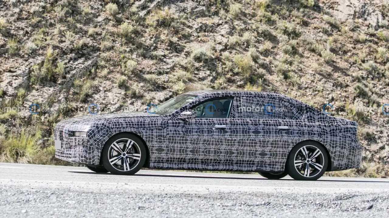 2023 BMW 7 Series Spy Photos Show The Future Of BMW Luxury