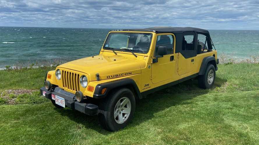 Alucina con este Jeep Wrangler Unlimited para familias numerosas