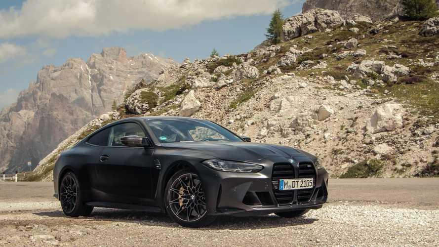 BMW M4 (2021) Roadtrip