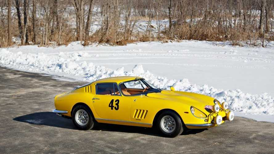 1964 Ferrari 275 GTB prototipi açık artırma yolunda