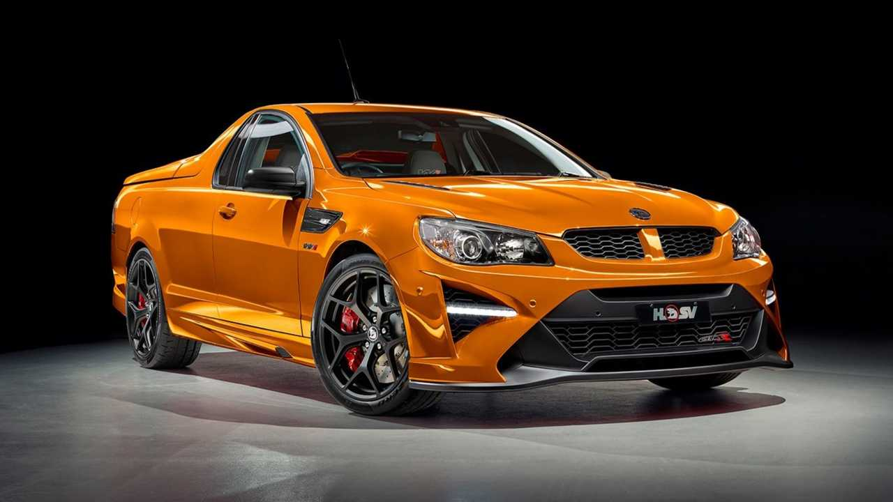Holden Special Vehicles GTSR Maloo/W1