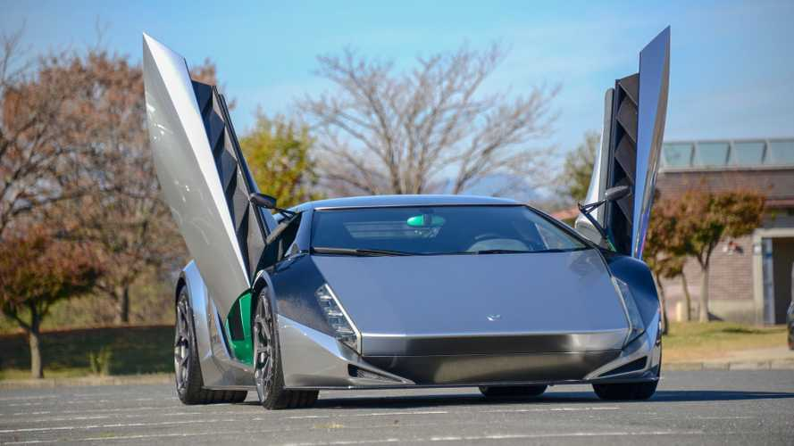 Lamborghini-Based Kode 0 Supercar Hits The Used Market