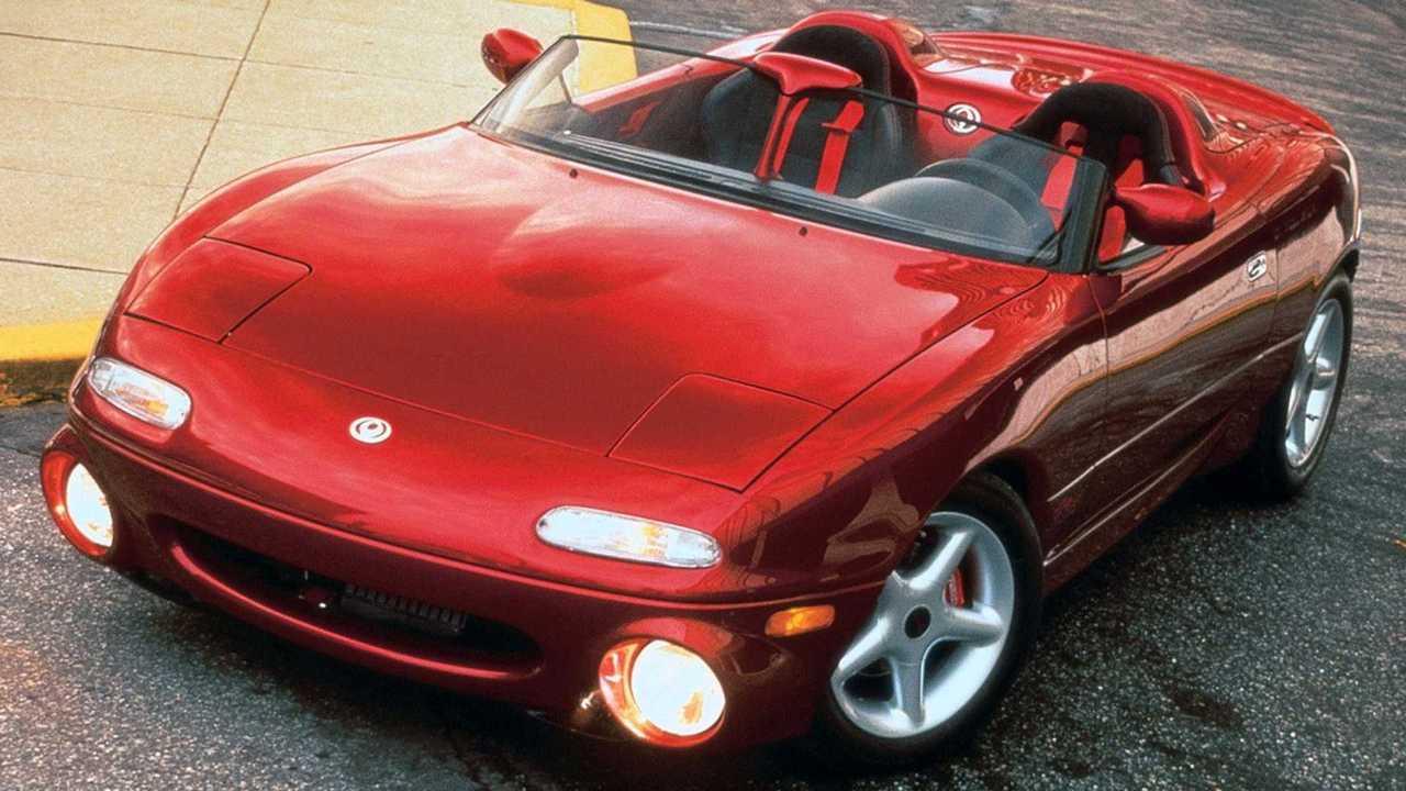 Mazda Miata M Speedster Concept