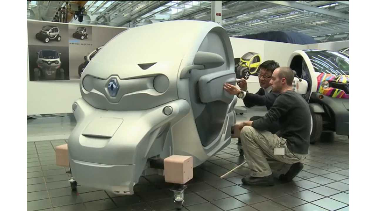 Video Documentary: The Difficult History Behind Bringing The Renault Twizy To Market