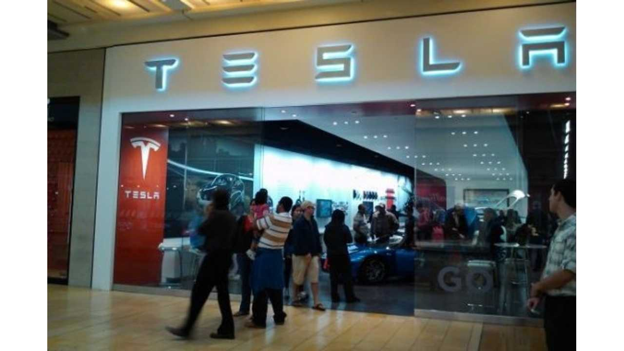 Tesla Motors Gets Approval to Sell Direct at Only 1 Store in Virginia