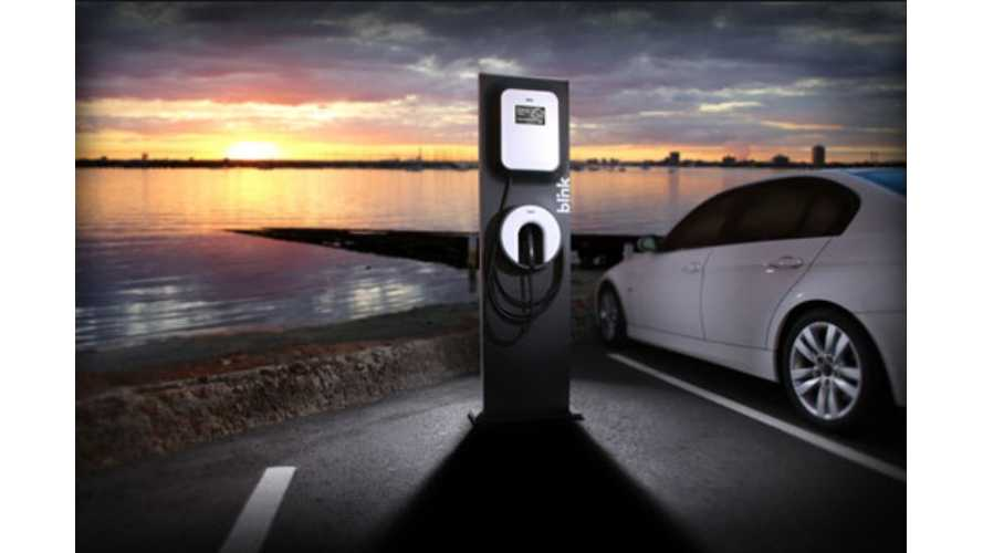 CarCharging Wins Bid On Purchasing ECOtality's Blink Network