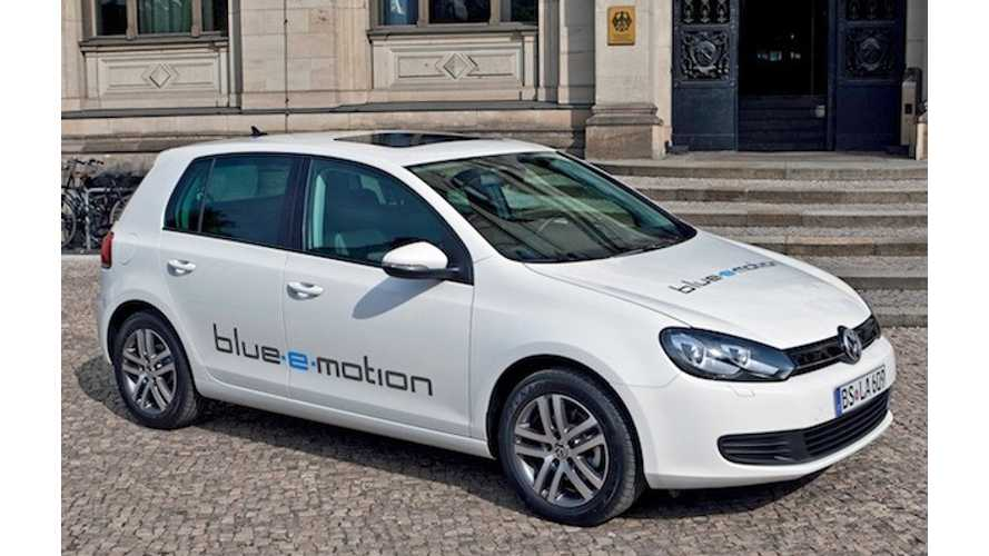 Volkswagen Group Details its Plug-In Heavy Automotive Future