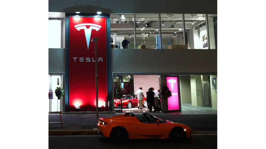 Public Petitions Federal Government to Overturn Dealership Franchise Laws; Tesla Probably Rejoices