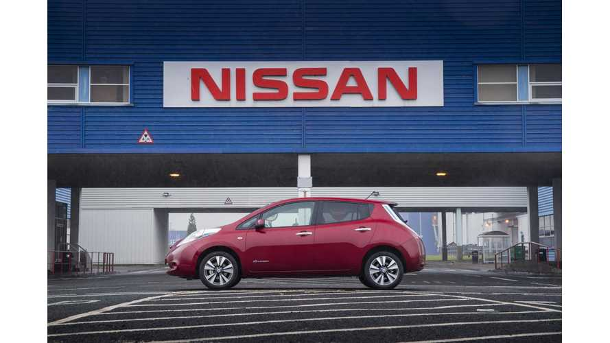 Government Report:  Nissan May Soon Build A LEAF EV In China