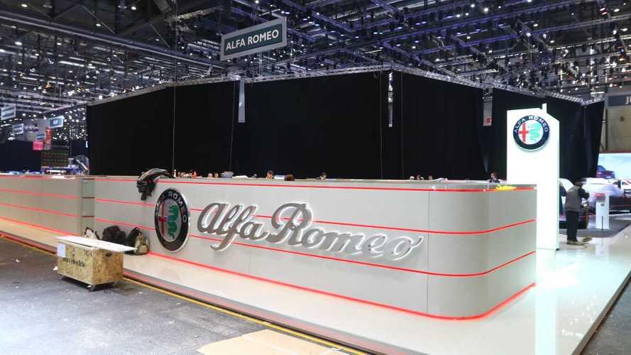 Nézd velünk élőben, ahogyan a legújabb Alfa Romeo SUV bemutatkozik