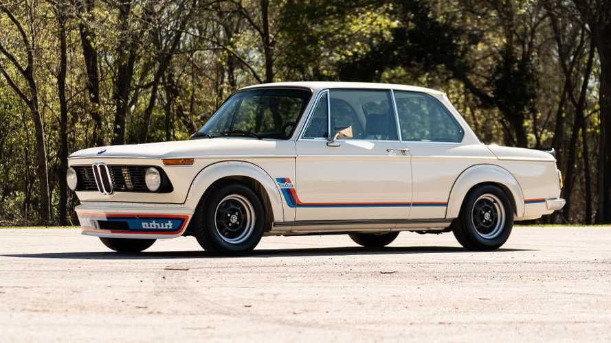 Why BMW's 2002 Turbo Should Be Considered The M-Division Daddy