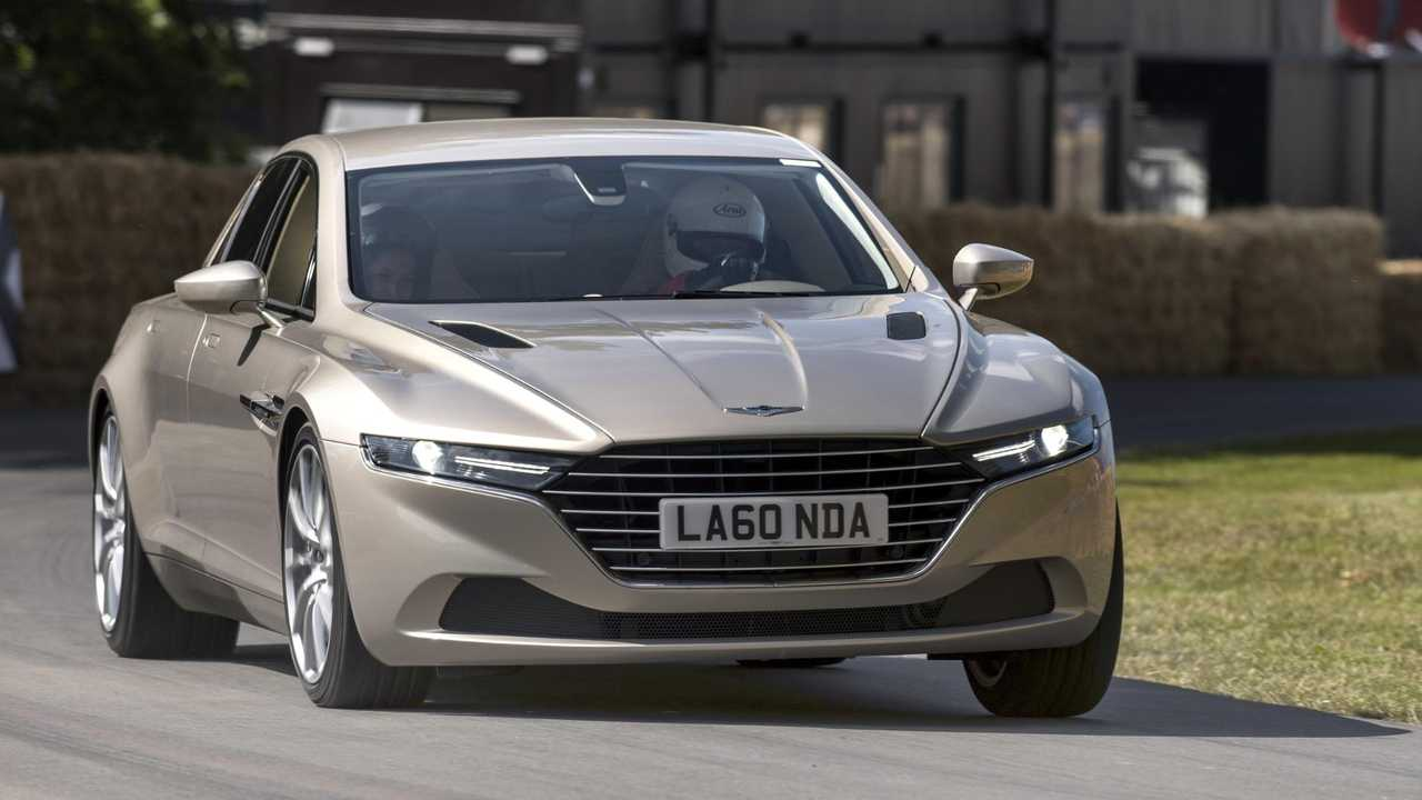 Aston Martin Lagonda Level