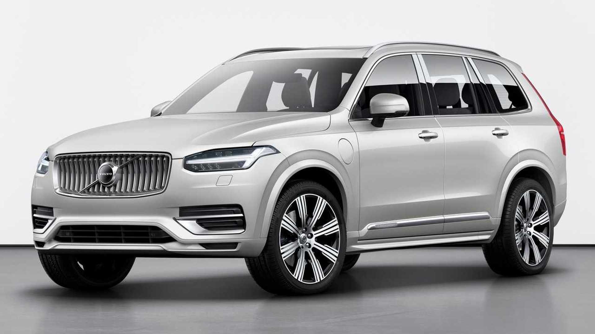 2021 All Volvo Xc70 Exterior