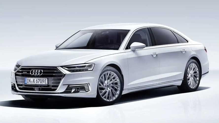 Audi A8 L 60 TFSI