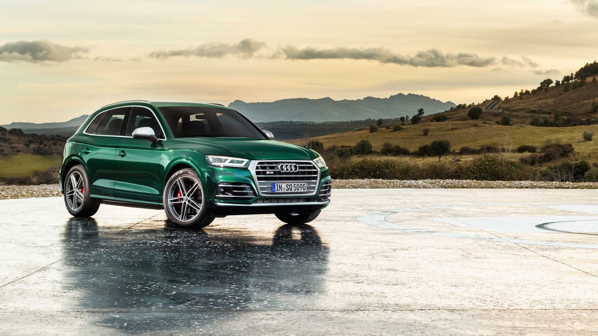 2019 Audi SQ5 TDI Goes Official With Massive Torque
