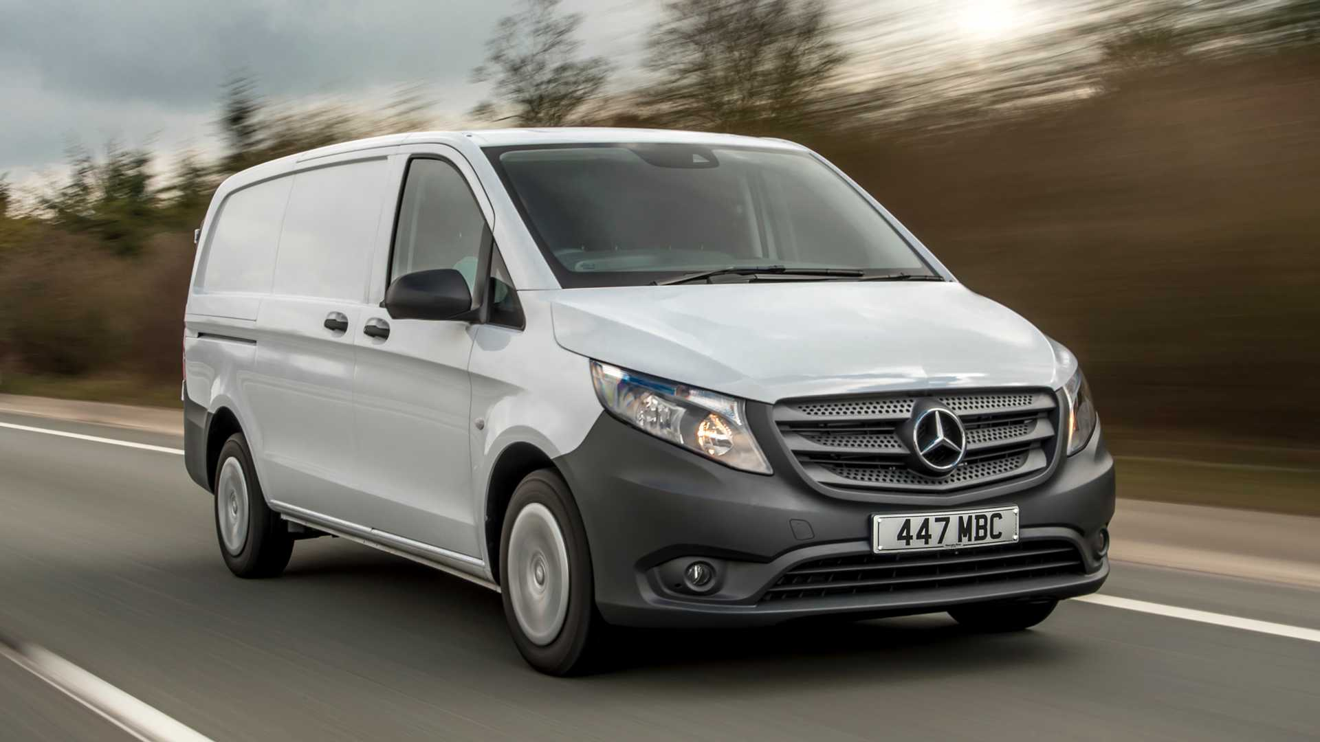 8eea4466a22eba 2019 Mercedes Vito panel van starts from £23