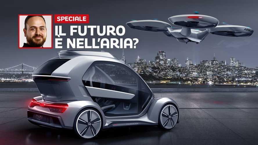 Auto volante, progetti che (forse) diventano realtà
