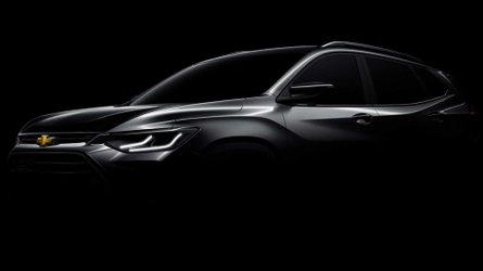 Chevrolet confirma nova linha para América do Sul em 2019