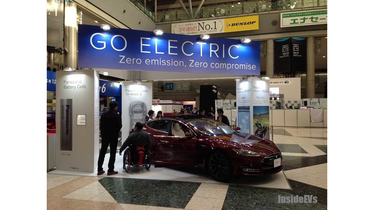 Tesla Model S Hits Russia A Little Early.  So, How Much Does It Cost To Be First?  $194,000