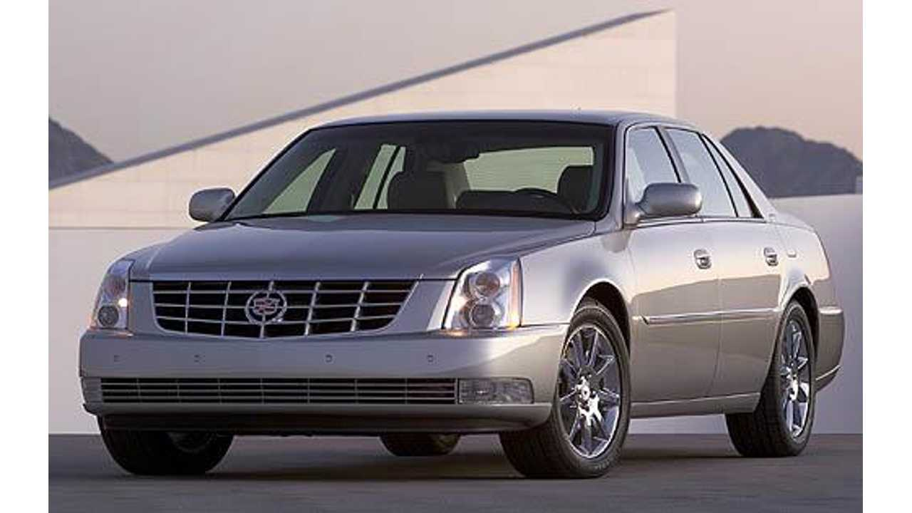 Phone Your Granddad And Congratulate Him That His 2011 Caddy With 4,000 Miles On It Is The Most Reliable Car In America