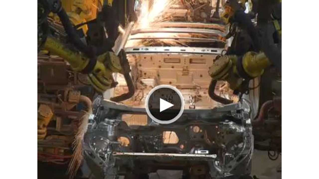 Video: CNN Money Takes Us Inside the Chevy Volt's Detroit-Hamtramck Assembly Plant