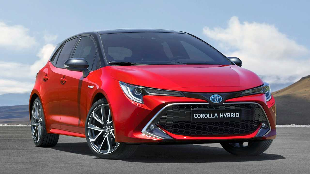 Toyota Corolla 5 puertas 2019