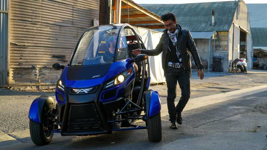 Arcimoto Signature Series Are The 'Sweetest'