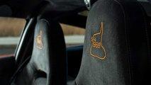 McLaren 720S Spa 68 Interior
